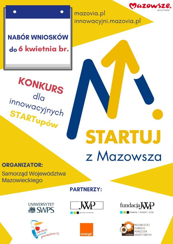 PLAKAT_KONKURS_startup